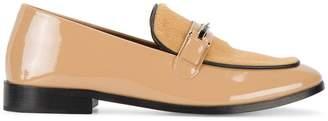 Newbark Melanie pony skin loafers