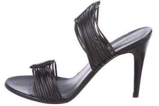 ef856be6980 Pre-Owned at TheRealReal · Jenni Kayne Leather Slide Sandals