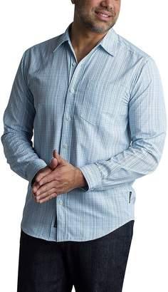 Exofficio Salida Ombre Plaid Long-Sleeve Shirt - Men's