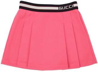 Gucci Milano Jersey Skirt
