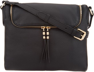Vince Camuto Leather Crossbody Bag - Tuli