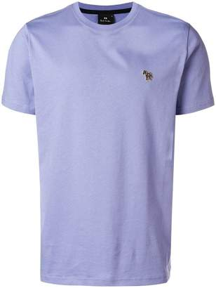 Paul Smith zebra logo T-shirt