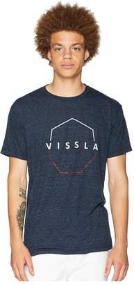 VISSLA Diamond Tail T-Shirt Men's T Shirt