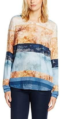 Gerry Weber Women's Regular Fit Blouse - Multicoloured - 8