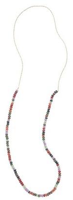 Women's 31 Bits Marina Sunrise Necklace $58 thestylecure.com
