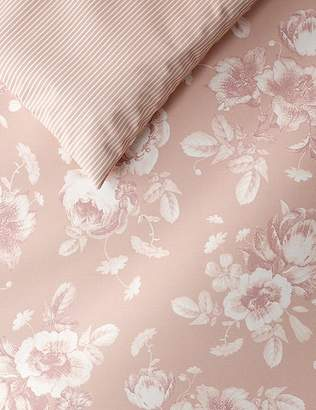 Marks and Spencer Signature Floral Bedding Set