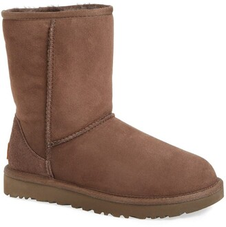 ba291a55545 UGG Brown Shearling Lined Women's Boots - ShopStyle