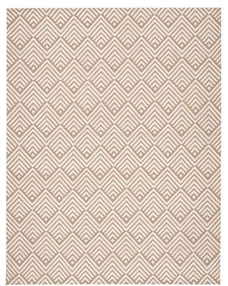 Pottery Barn Teen Diamond Jute Rug, 5'x8', Oatmeal