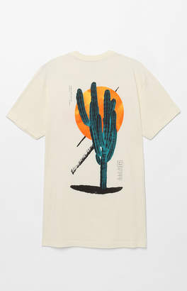 LIRA Sunset Cactus T-Shirt