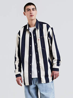 Levi's Levi's SilverTab Oversized Worker Shirt