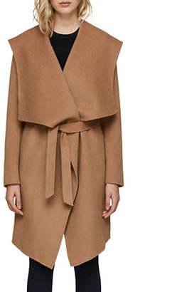 Soia & Kyo Samia Straight-Fit Wool-Blend Cardigan