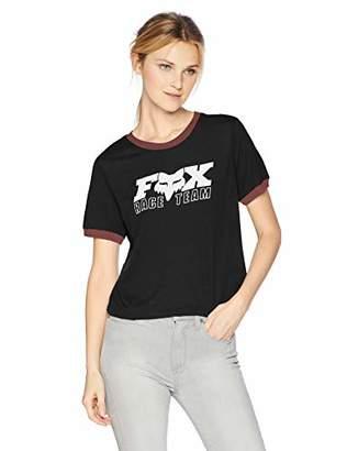 Fox Junior's Race Team Crop T-Shirt