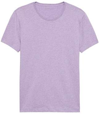 Banana Republic Tech Cotton Crew-Neck T-Shirt