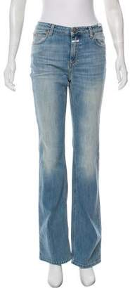 Closed Flared Mid-Rise Jeans w/ Tags