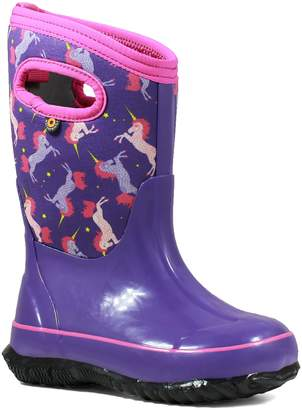 Bogs Classic Unicorn Insulated Waterproof Rain Boot
