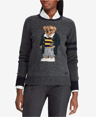 Polo Ralph Lauren Polo Bear Wool Sweater