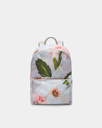 Ted Baker OSMONI Chatsworth Bloom nylon backpack
