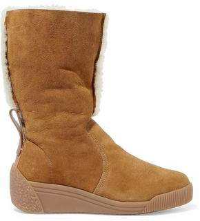 See by Chloe Shearling Boots