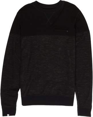 We Norwegians BaseTwo ColorBlock Crewneck Sweater - Men's