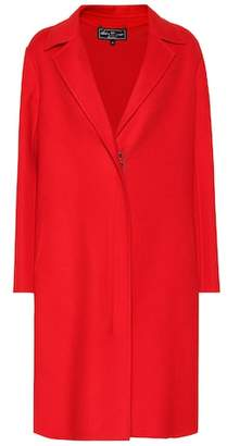 Salvatore Ferragamo Wool and cashmere coat