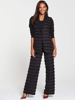 Very Fringe Jacket - Black