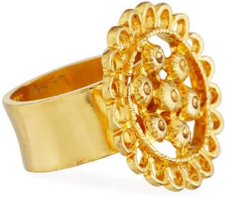 Alex Woo Zahrah Large Ring, Size 7