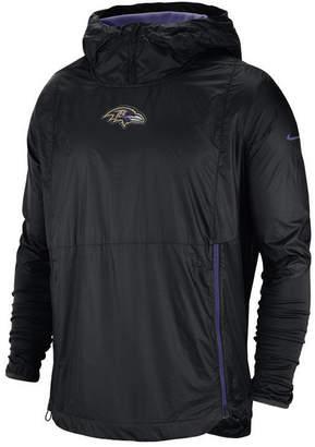 Nike Men's Baltimore Ravens Lightweight Alpha Fly Rush Jacket