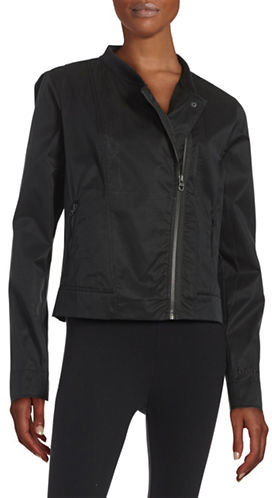 Bench Bench Asymmertical Zip-front Jacket
