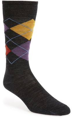 SmartWool Diamond Slim Jim Merino Wool Blend Socks $19.95 thestylecure.com