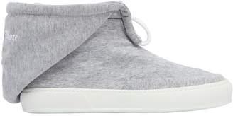 Joshua Sanders Hooded High Top Sneakers