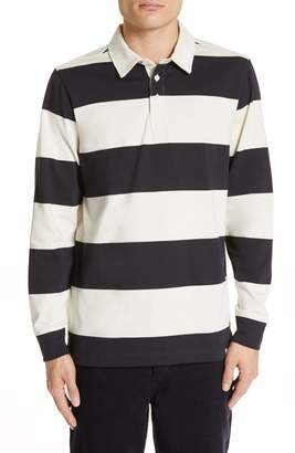 Norse Projects Norse Project Ruben Stripe Rugby Polo