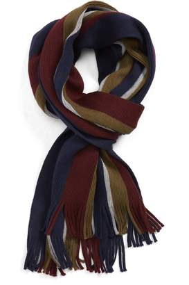 Ted Baker Stripe Scarf