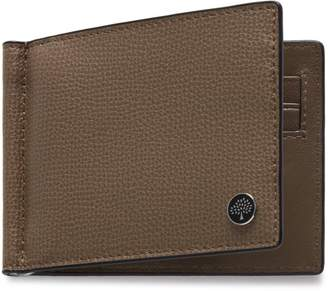 9183d66996 ... coupon for at mulberry mulberry 6 card wallet tree clay cross grain  leather 2ae3c 8e7ce