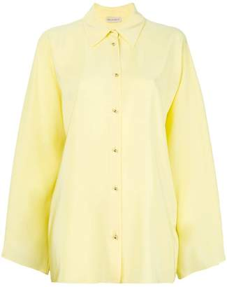 Emilio Pucci flared long sleeves shirt
