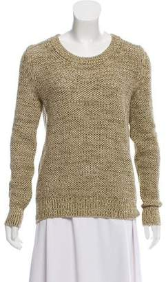 Belstaff Knit Crew Neck Sweater
