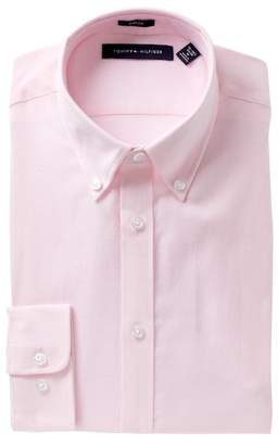 Tommy Hilfiger Slim Fit Oxford Dress Shirt