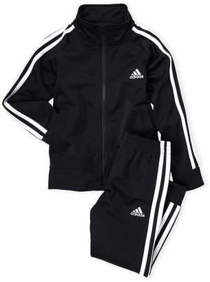 adidas Boys 4-7) Two-Piece Tricot Track Jacket & Pants Set