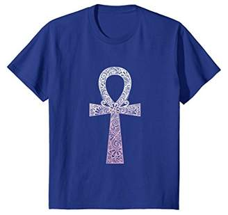 Ankh T-Shirt. Ancient Egyptian Looped Cross Spiritual Symbol