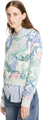 Tommy Hilfiger Floral Sweatshirt