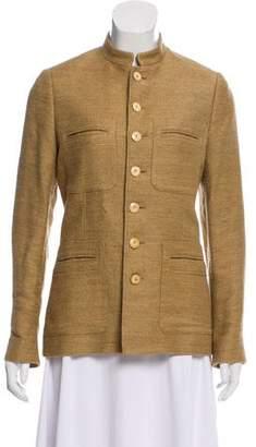 Ralph Lauren Woven Linen Jacket