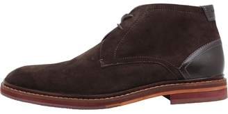 Ted Baker Mens Azzlan Suede Boots Brown