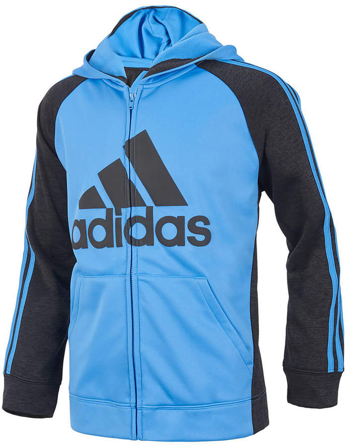 Game Day Hooded Zip-Up Jacket, Toddler Boys