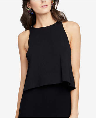 Rachel Roy Split-Back Sweater Tank Top, Created for Macy's