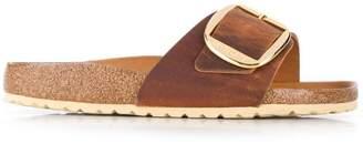 Birkenstock Madrid Oiled sandals
