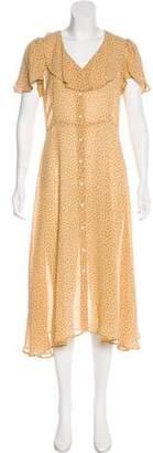 Christy Dawn Floral Maxi Dress