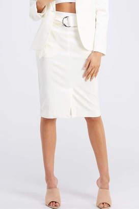 942c1b07db White Pencil Skirt - ShopStyle UK