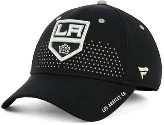 Authentic Nhl Headwear Los Angeles Kings Draft Structured Flex Cap