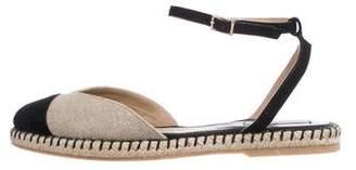 Tabitha Simmons Sebille Ankle-Strap Espadrilles