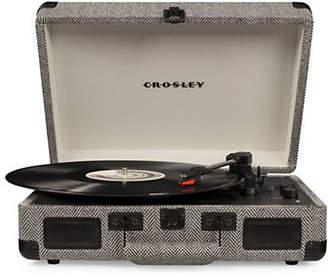 Crosley Cruise Deluxe Herringbone Turntable