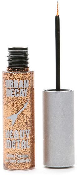Urban Decay Heavy Metal Glitter Eyeliner, Baked 0.25 fl oz (7.5 ml)